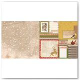 16601465 Christmas Collage Flurry