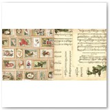 16601469 Christmas Collage Stamps