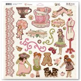 CBL729LittleMiss_12x12 Chipboard