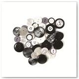Vintage T buttons