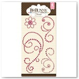 10207076 Think Pink Flourish Jewels