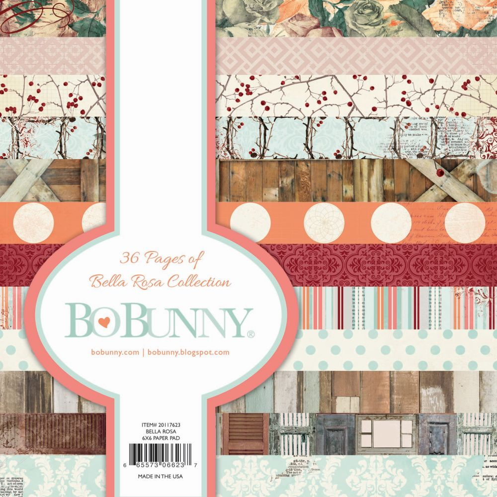 BoBunny TOYBOX Collection Scrapbook Paper Kit Bo Bunny new 12x12
