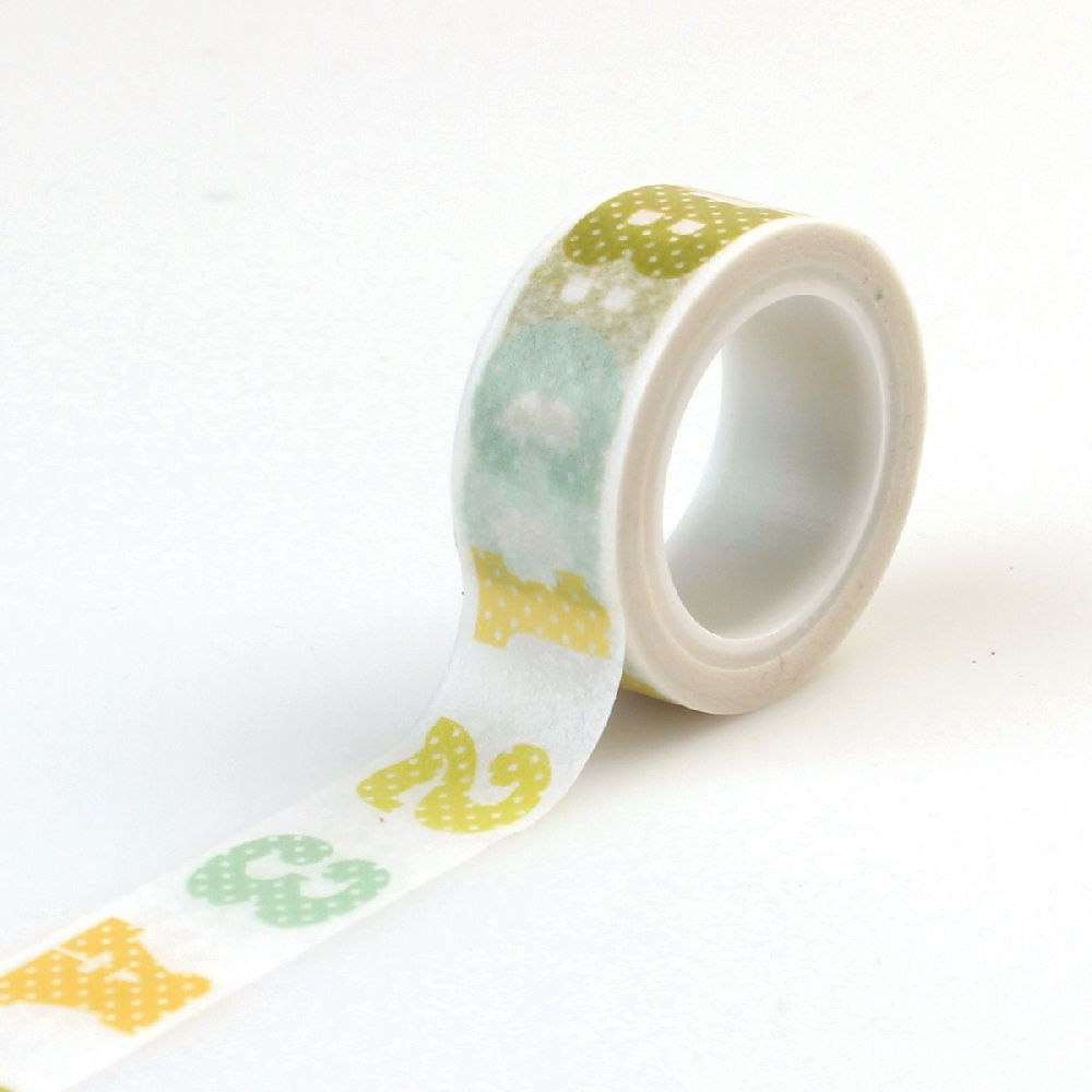 embellishments washi tape carta bella decorative tape a