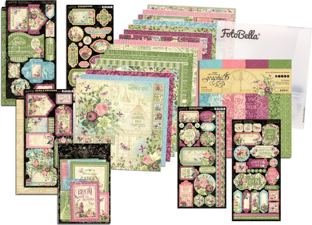 e2507bc558 Bloom 12x12 I Want It All Bundle (does not include 8x8) by Graphic ...