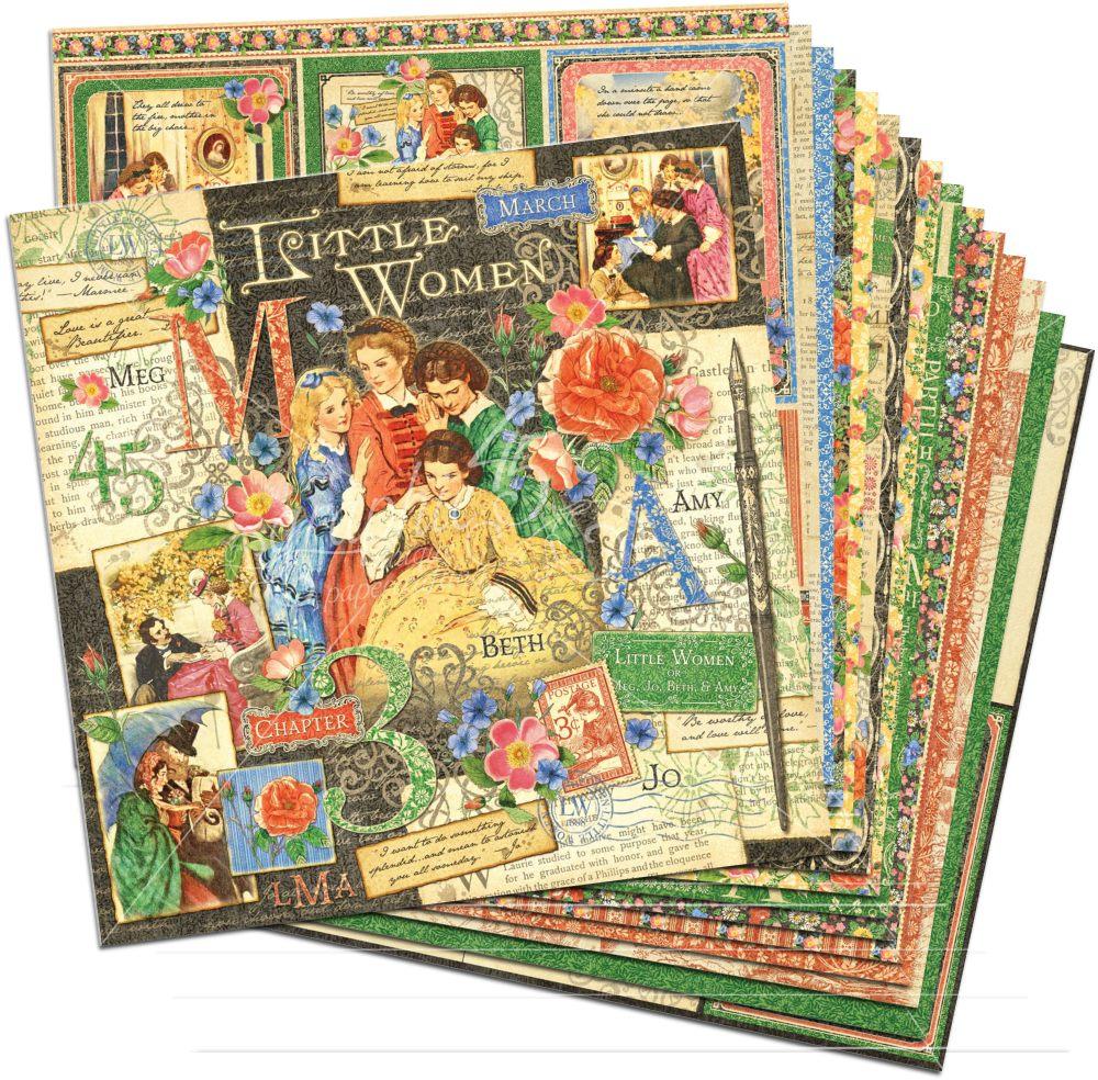 Little women term papers