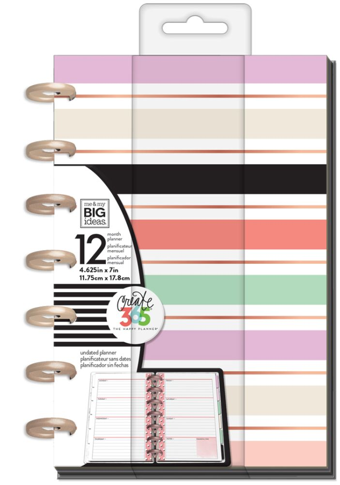 Create 365 the happy planner mini lovely pastels for Me my big ideas planner