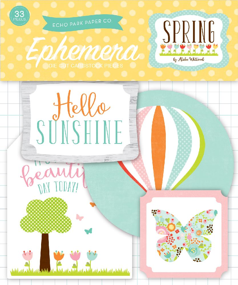 echo park paper Echo park is known for their high-quality, colorful, on-trend patterned papers no matter what topic you are scrapping, it's easy to find patterned papers by echo park that complement and enhance your photos.