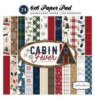Carta Bella Cabin Fever 6x6 Paper Pad