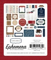 Carta Bella Cabin Fever Ephemera