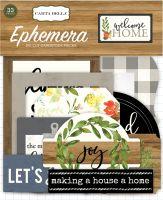 Carta Bella Welcome Home Ephemera