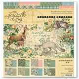 4502134-Woodland-Friends-8x8-pad