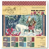 4502322-Let-it-Snow-cover-8x8-pad