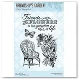 BFS-stamp-Friendship''s Garden