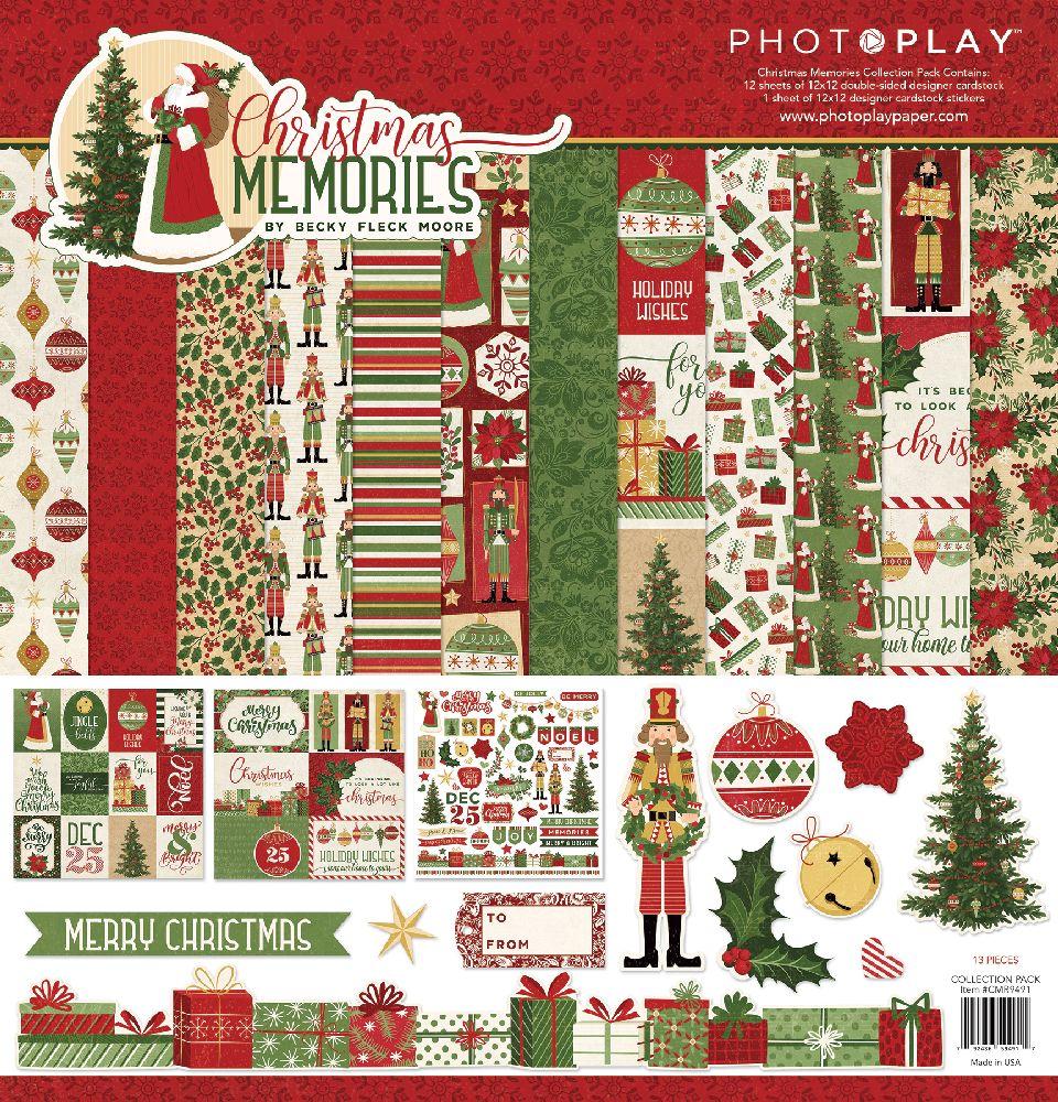 Christmas Memories.Photoplay Christmas Memories Collection Pack