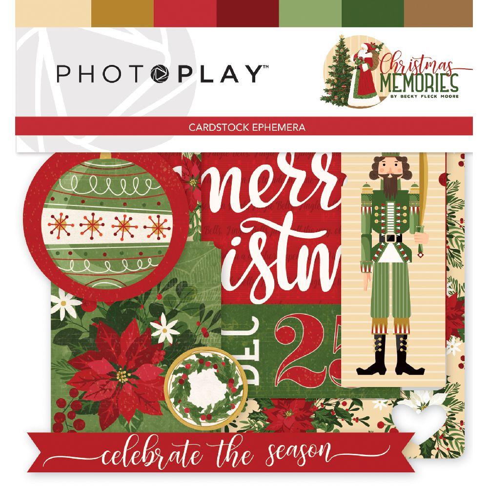 Christmas Memories.Photoplay Christmas Memories Ephemera